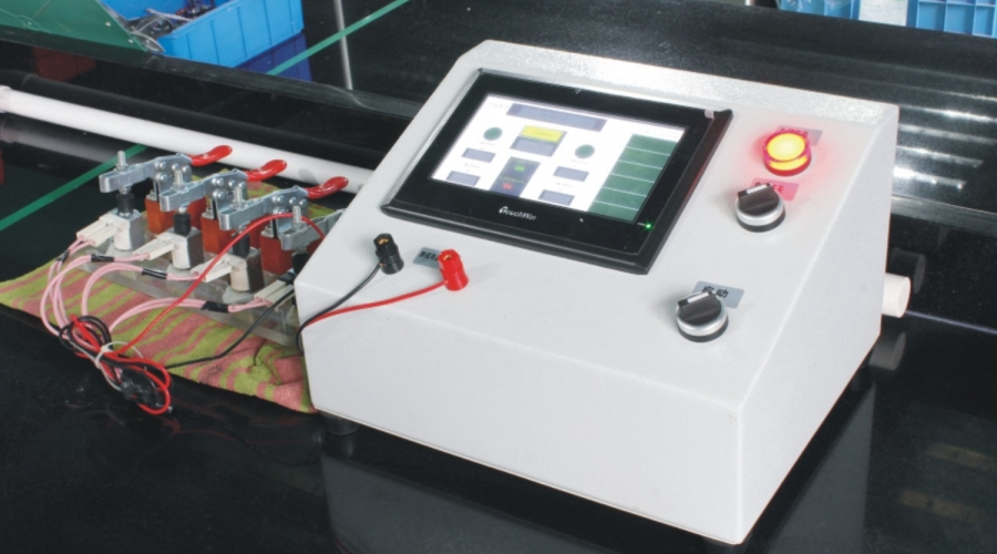 Electromagnet life test equipment